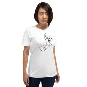Evil Eye Protection – Short-Sleeve Unisex T-Shirt