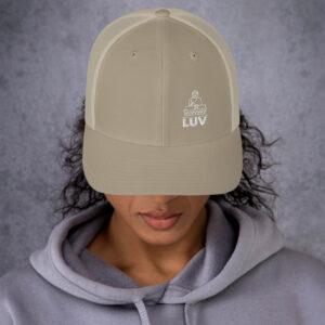 Buddha LUV – Trucker Cap