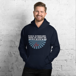 Quote of LUV – Unisex Hoodie