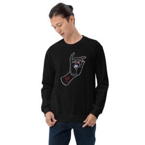 Evil Eye Protection – Unisex Sweatshirt