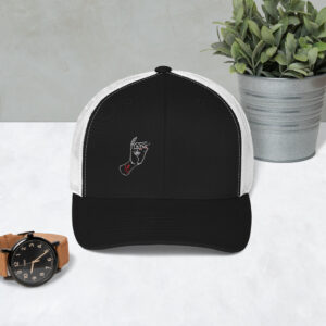 Evil Eye Protection – Trucker Cap